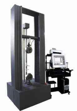 HS-100KN伺服控制材料试验机