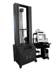 HS-5000B伺服控制材料试验机(双柱式)