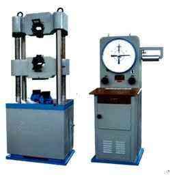 指针式液压万能试验机