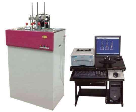 H-S803热变形维卡温度测定仪