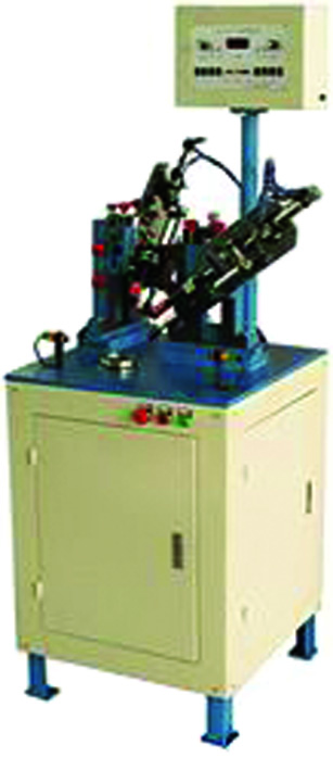 H-X611B自动油封修边机(夹头式)