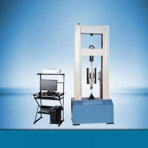 微机控制塑料管材高低温拉伸试验机