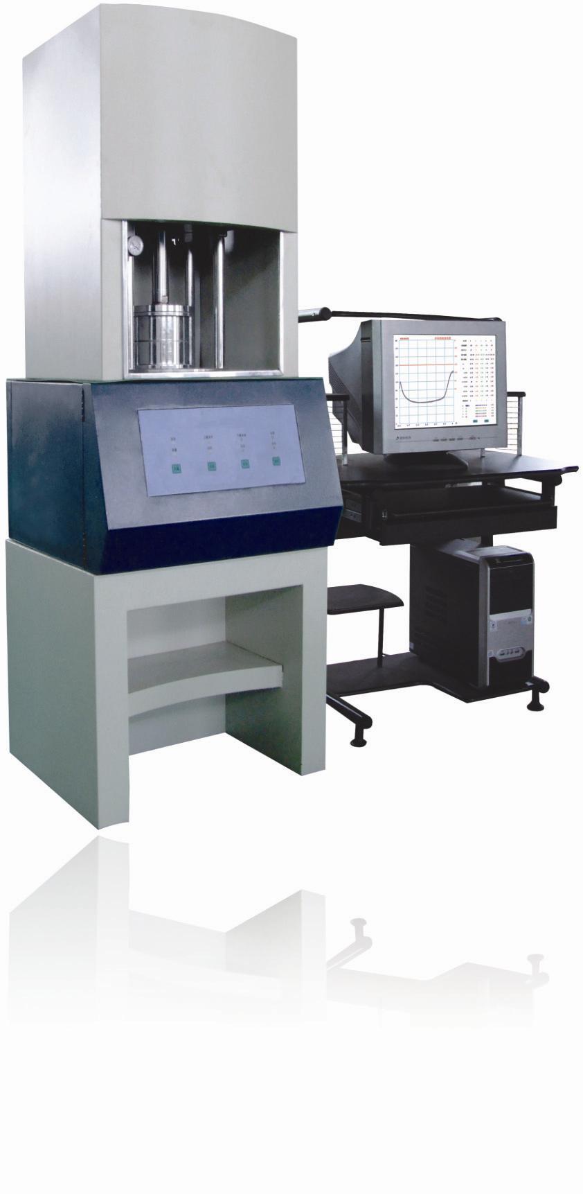 橡胶无转子硫化仪的原理与作用之知识详解